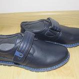 Туфлі класичні на хлопчика шкільні Eebb f-1367 черевики класичні туфли на мальчика