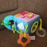 Развивающая игрушка-куб Bam Bam
