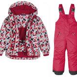 Лыжный термо-костюм, термо-куртка, термо-штаны, комбинезон,полукомбинезон lupilu на девочку, р.86-92