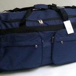 Дорожная - спортивная сумка на колесах с выдвижной ручкой Rhino , 54 л