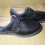 Туфлі класичні на хлопчика шкільні Mlv A735-1 черевики класичні туфли на мальчика