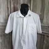 Стильная хлопковая мужская рубашка от H&M