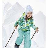 Зимний лыжный термо костюм куртка полукомбинезон комбинезон мембрана, Lupilu Германия, 86-98