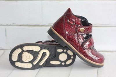 Ортопедические ботинки кожаные ботинки Размеры 26-29