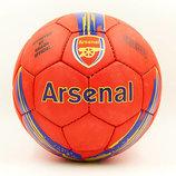Мяч футбольный 5 гриппи Arsenal 6718 PVC, сшит вручную