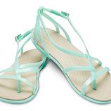 Сандалии Crocs Isabella Gladiator Sandals, W6, W7, W8, W9