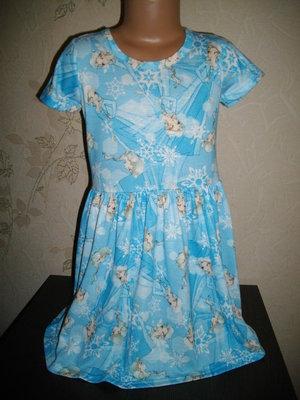 6b8009347a18053 Продаю платье Frozen , 7-8 лет.: 120 грн - платья и сарафаны для ...