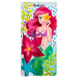Пляжное полотенце Ариель Дисней Ariel Beach Towel Disney Ариэль оригинал