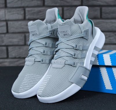 90d6967e Мужские кроссовки Adidas EQT Basketball ADV Grey: 1280 грн - мужские ...