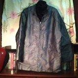 Универсальная куртка болонь. Замеры грудь-108 см. длина-78 см.