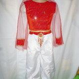 восточный костюм на 4-5 лет