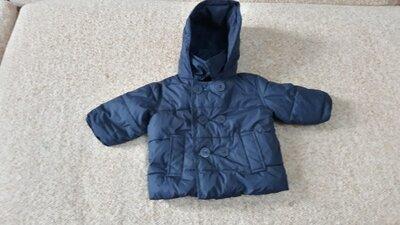 Фирменная куртка 3-6мес