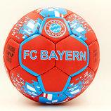 Мяч футбольный 5 гриппи Bayern Munchen 6691 PVC, сшит вручную