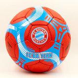 Мяч футбольный 5 гриппи Bayern Munchen 6692 PVC, сшит вручную