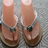 новые женские вьетнамки шлёпанцы Fiore Англия 26.5 см 41 размер