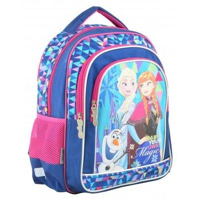 2165ea4802ea Детский рюкзак ранец портфель для детей в школу в сад ортопед спинка S-22  Frozen