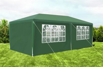 Павильон садовый 3х6м, шатер, палатка торговая, альтанка Польша. И.