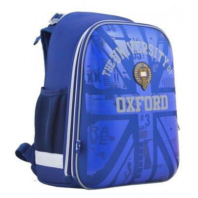 0974c08cbc87 Школьный рюкзак ранец портфель каркасный для мальчика в школу ортопед  спинка H-12 OXFORD