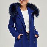 Пальто-Парка натуральный мех енота Бесплатная доставка mnv-57 электрик зимнее пальто HollowSoft