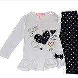 Низкая цена- супер качество Отличные стильные комплекты для девочки Венгрия