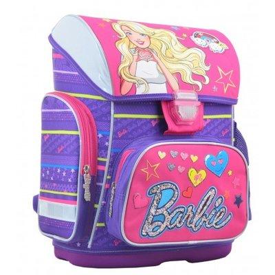 2472cbd402e5 Каркасный школьный рюкзак ранец портфель для девочки в школу H-26 BARBIE