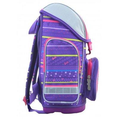 9ead371235d1 Каркасный школьный рюкзак ранец портфель для девочки в школу H-26 BARBIE.  Previous Next