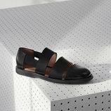 Обувь летняя мужская COS 42 размер кожа