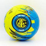 Мяч футбольный 5 гриппи Inter Milan 0047-3575 PVC, сшит вручную