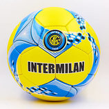 Мяч футбольный 5 гриппи Inter Milan 6710 PVC, сшит вручную