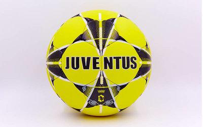 Мяч футбольный 5 гриппи Juventus 0047-168 PVC, сшит вручную