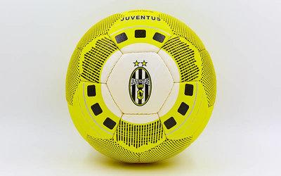 Мяч футбольный 5 гриппи Juventus 0047-783 PVC, сшит вручную
