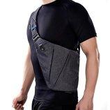 Мужская сумка через плече мессенджер Cross Body Кросс Боди