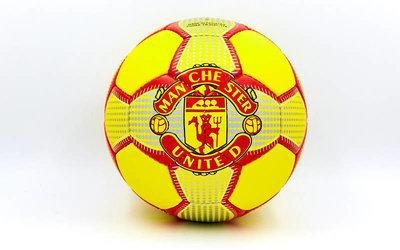 Мяч футбольный 5 гриппи Manchester 0047-774 PVC, сшит вручную