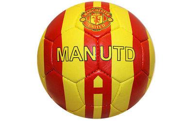Мяч футбольный 5 гриппи Manchester 0047-3570 PVC, сшит вручную