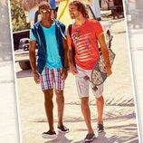 Мужские котоновые шорты бермуды разные модели от немецкого бренда Watsons