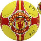 Мяч футбольный 5 гриппи Manchester 0047M-446 PVC, сшит вручную