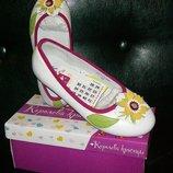 Распродажа - Нарядные качественные туфельки