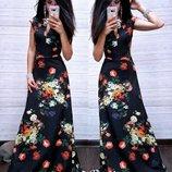Платье 42-44 размеры 2 цвета