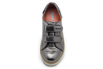 46cbba3ca Детские туфли кеды кроссовки на липучке натуральная кожа 26 27 28 29 30 31  32 33