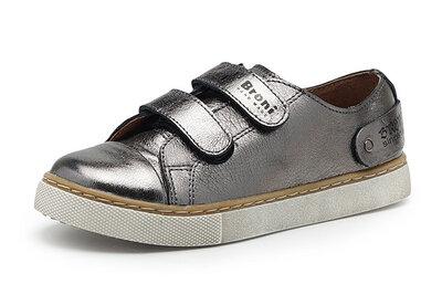 b82f15b1f Детские туфли кеды кроссовки на липучке натуральная кожа 26 27 28 29 ...