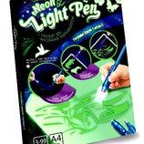 Набор креативного творчества Neon Light Pen Рисуй светом Машина