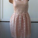 Платье с пышной юбкой, коктейльное. H&M