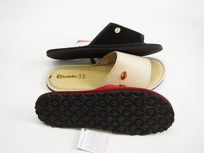 3dfa4020fe93a Женские кожаные тапочки с открытым носком Тм Inblu Инблу. Previous Next