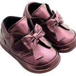 Детские ортопедические демисезонные ботинки на флисе Perlina р. 18 - 21