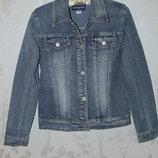 Джинсовая куртка размер 42-44 S - М