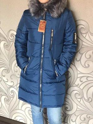 Новинка зимы 2018-2019 г Зимняя куртка Love, много расцветок.