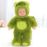 Кукла - младенец Лягушонок