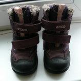 Зимние ботинки Экко Ecco р23