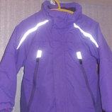 Куртка тепла на 3-4 роки зріст 104
