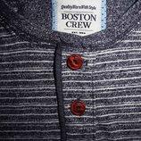 Мужская футболка в полоску Boston Crew L asos burton